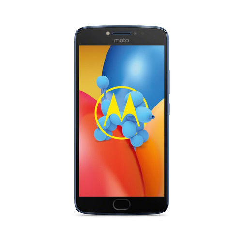 celular libre motorola moto e4 plus oxford blue