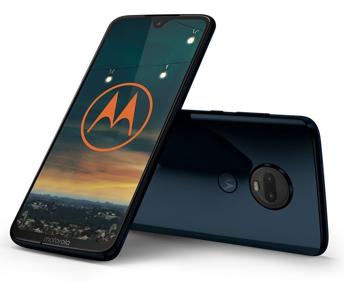 86bfbea413d Celular Libre Motorola Moto G7 Plus Indigo - $ 23.999,00 en Mercado ...