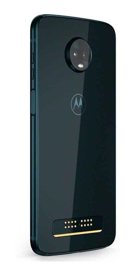 37dac72ba72 Celular Libre Motorola Moto Z3 Play Deep Indigo - $ 21.999,00 en ...