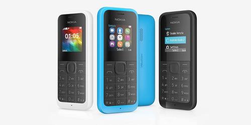 celular libre nokia 105 a prueba  polvo linterna  radio fm