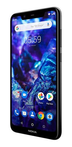 celular libre nokia 5.1 plus negro