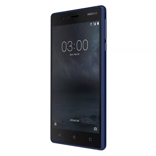 celular libre nokia n3 azul 16gb 2gb ram android 7 quad core