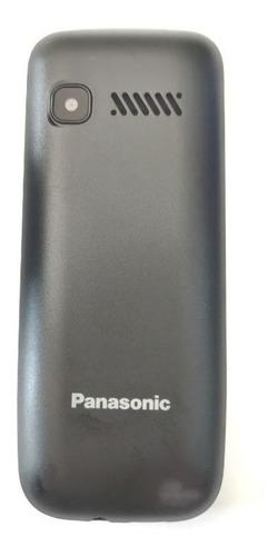 celular libre panasonic gd100s radio fm linterna dual sim 2g