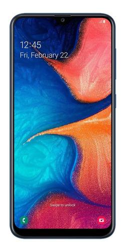 celular libre samsung a20 azul