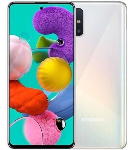 celular libre samsung a71 /128gb 6ram / 64mp / 4g + estuche
