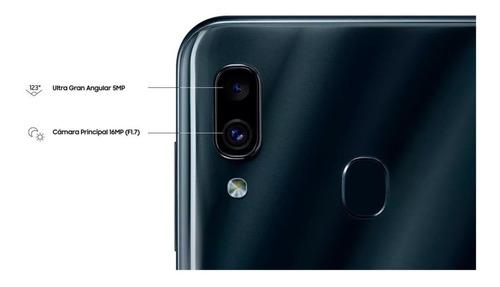 celular libre samsung galaxy a30 6.4'' 64gb doble cámara