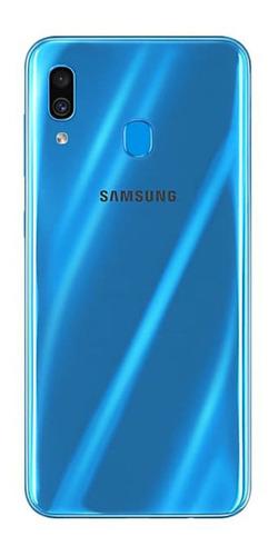 celular libre samsung galaxy a30 azul