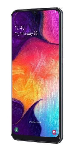 celular libre samsung galaxy a50 sm-a505gzklaro negro