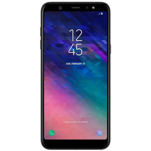 celular libre samsung galaxy a6 plus negro