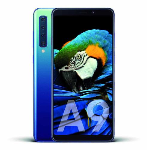 celular libre samsung galaxy a9 azul