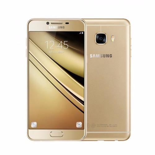 celular libre samsung galaxy c5 dorado 32gb ram 4gb metalico