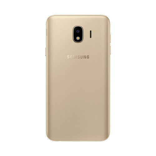 celular libre samsung galaxy j4 dorado