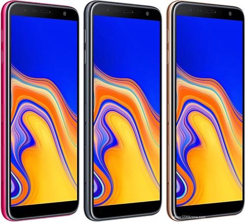 celular libre samsung galaxy  j4 plus 32gb 13mpx 4g lte