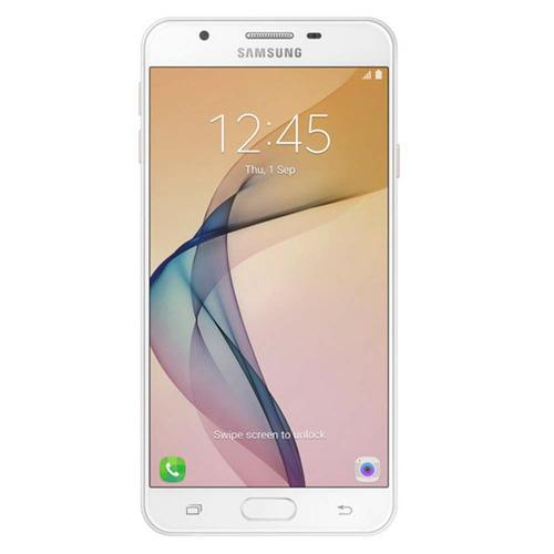 celular libre samsung galaxy j7 prime blanco y dorado
