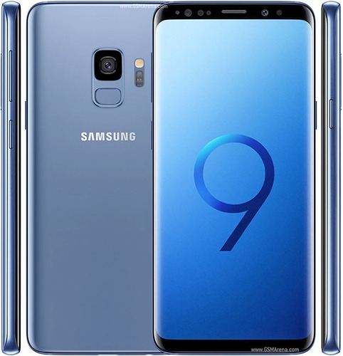 celular libre samsung galaxy s9 5.8  64gb 12mp/8mp 4g g960f