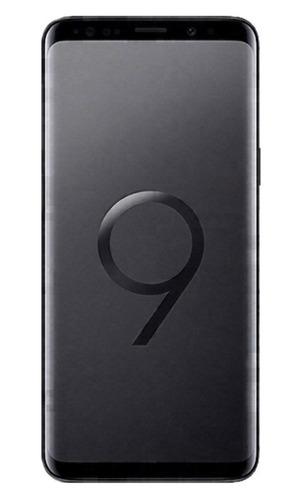 celular libre samsung galaxy s9+ negro