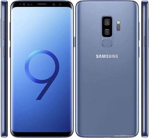 celular libre samsung galaxy s9+ plus 128gb/6 ram 4g