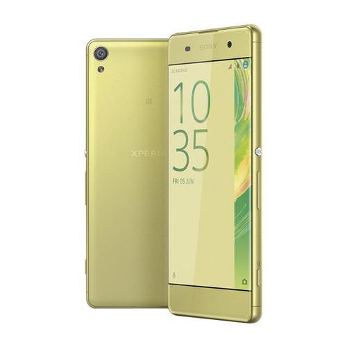 celular libre sony xperia xa 5'' 16gb 13mp/8mp 4g lte