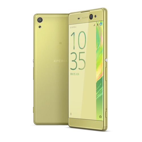 celular libre sony xperia xa ultra 16gb 6,0'' 21mp/16mp 4g