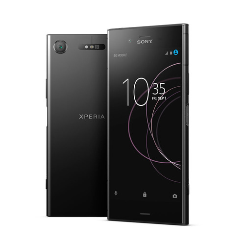 celular libre sony xperia xz1 negro
