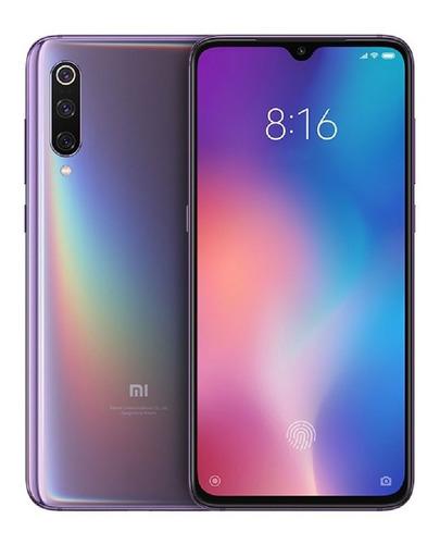 celular libre xiaomi mi 9 / 64gb / ram 6 / 48mp + forro