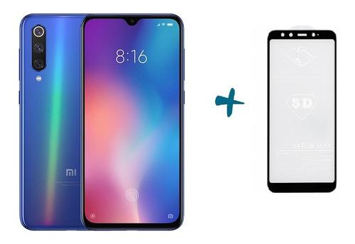 celular libre xiaomi mi 9 se 48mpx 4g lte 128gb 6gb+vidrio5d