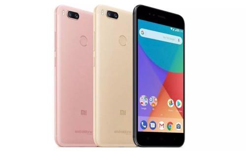 celular libre xiaomi mi a1 32gb dual sim ram 4gb 12mp +envio