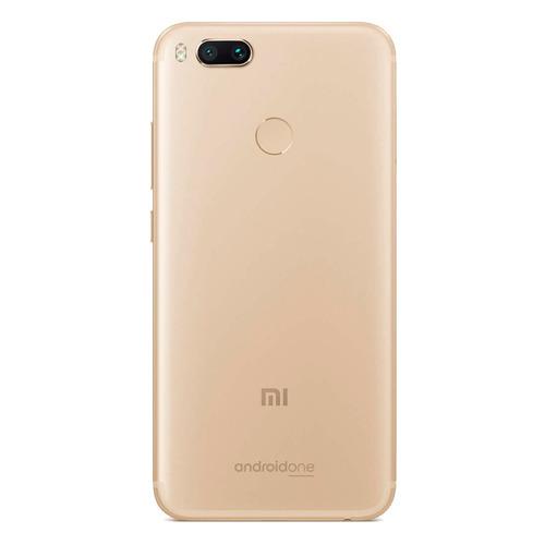 celular libre xiaomi mi a1 dorado 4gb/ 32gb  cámaradual 12mp
