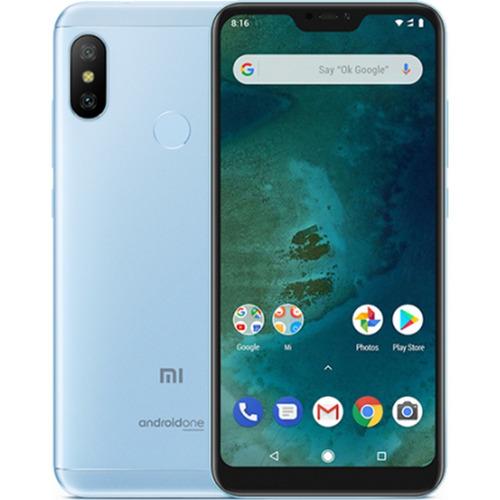 celular libre xiaomi mi a2 lite 3gb de ram android one 32gb