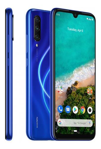 celular libre xiaomi mi a3 128gb 48mp snapdragon 665 4g lte