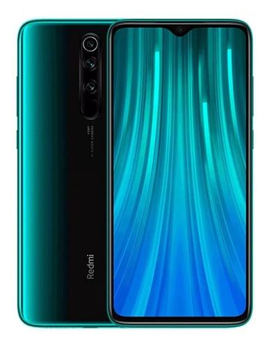 celular libre xiaomi note 8 pro 64gb 6ram  6.53'' + estuche