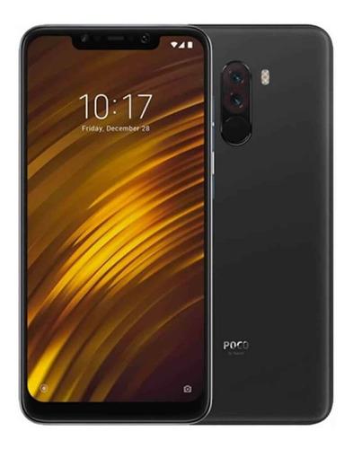celular libre xiaomi pocophone f1 6gb de ram 4g duos 64gb