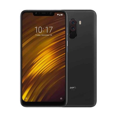 celular libre xiaomi pocophone f1 6gb de ram dual  64gb 4g