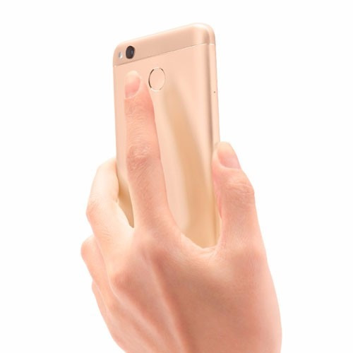 celular libre xiaomi redmi 4x dorado 32gb cam 13mpx huellas