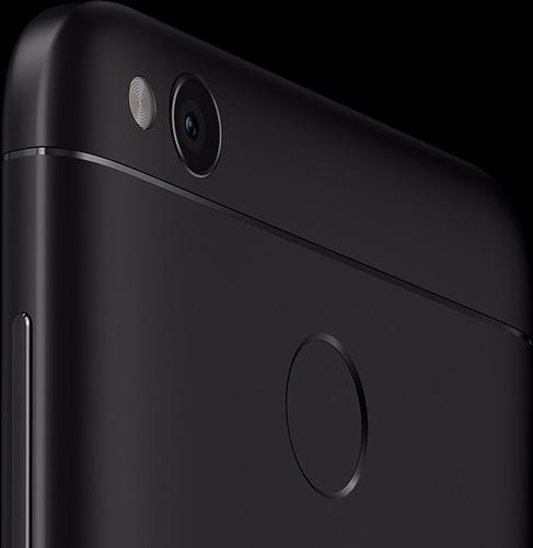celular libre xiaomi redmi 4x negro  32g  13mpx lect huellas