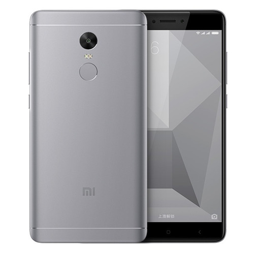 celular libre xiaomi redmi 4x negro 32gb 13mpx 5 pulgadas