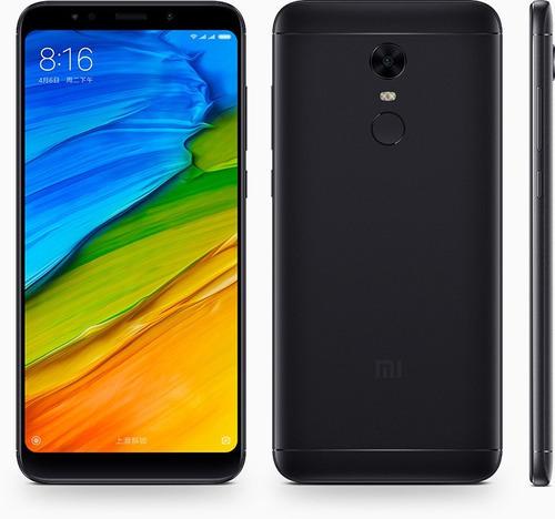 celular libre xiaomi redmi 5 plus 3gb de ram 32gb 4g lte