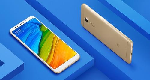 celular libre xiaomi redmi 5 plus 4gb de ram 64gb 4g lte