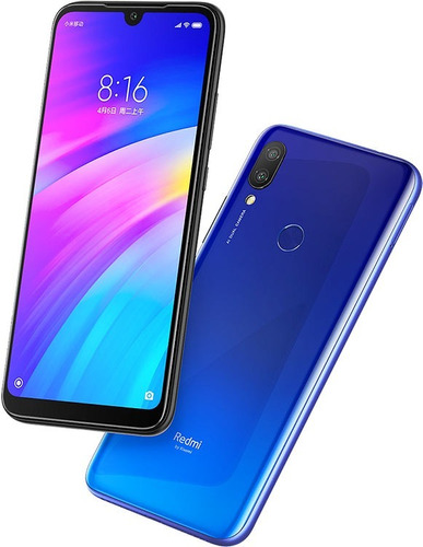 celular libre xiaomi redmi 7 android 4g lte 32gb