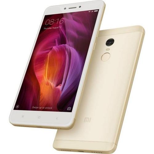 celular libre xiaomi redmi note 4 64gb 4gb de ram 13mpx 4g