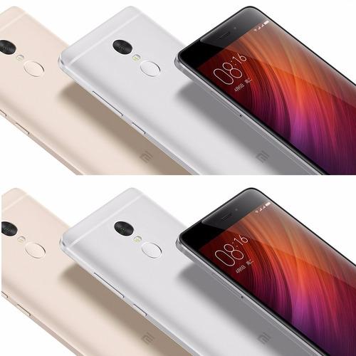 celular libre xiaomi redmi note 4x /64gb/13mp/4ram envio $0