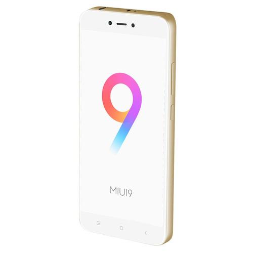 celular libre xiaomi redmi note 5a dorado 2gb/16gb 13mp/5mp