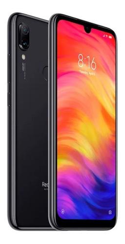 celular libre xiaomi redmi note 7 memoria 64gb 4gb+estuche