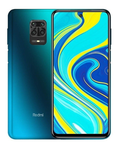 celular libre xiaomi redmi note 9s /64gb/48mp/4ram + estuche