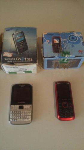 celular lote kit com 4 samsung motorolla huawei com defeito