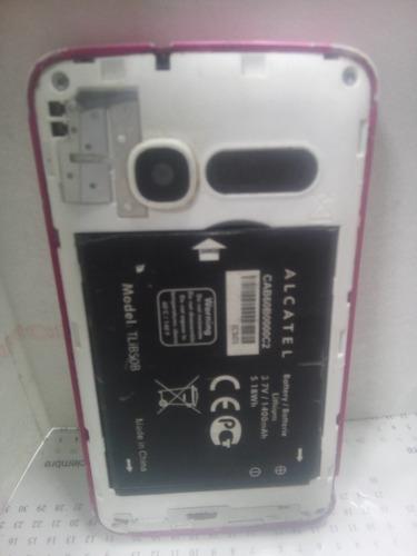celular marca alcatel modelo 4010a