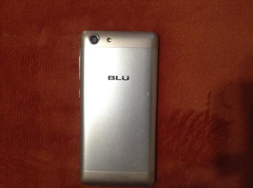 celular marca blu energy x2 dorado, capacidad 8 gb ,