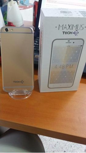 celular marca tech4u doble linea