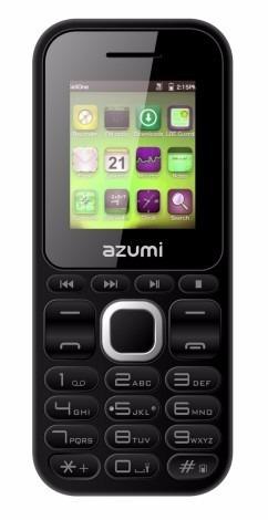 celular mayoreo azumi l2z liberado, camara vga, flash