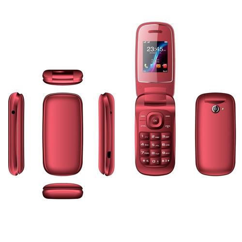 celular mc mobile 700 de tapa camara radio memoria dual sim